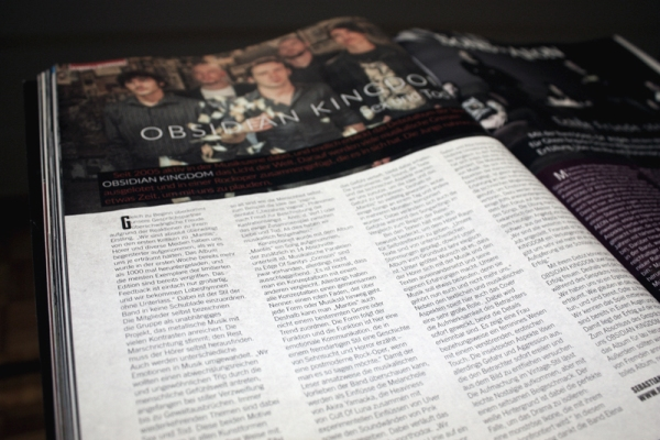 Obsidian Kingdom at Legacy #82 - Interview