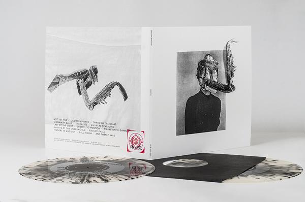 obsidian kingdom - mantiis vinyl