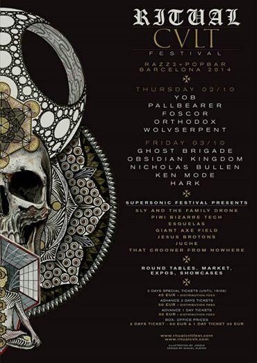 Obsidian Kingdom @ Ritual Cvlt Festival