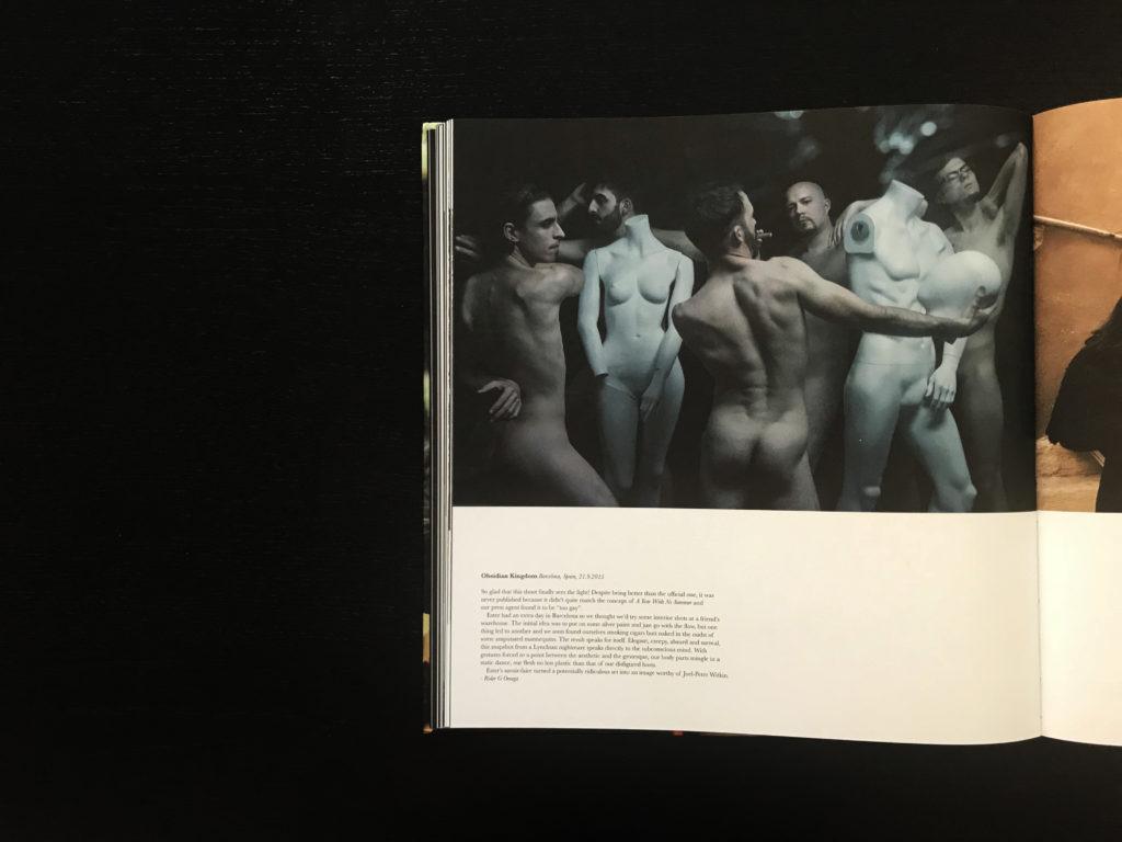 Obsidian Kingdom - Ars Umbra, by Ester Segarra