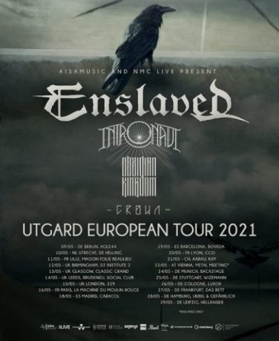 Obsidian Kingdom European Tour 2021